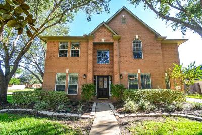 Fort Bend County Single Family Home For Sale: 3714 S Barnett Way