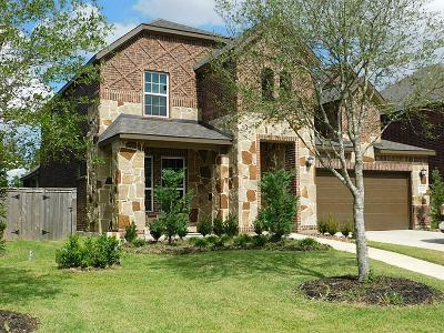 Spring Single Family Home For Sale: 22635 Cutter Mill Drive