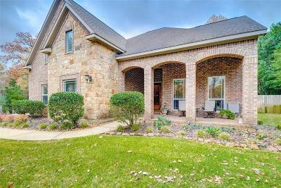 Montgomery Single Family Home For Sale: 209 Lakeside Hills Drive