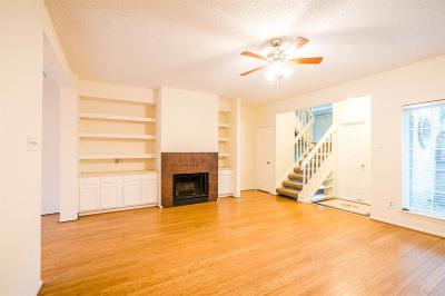Houston TX Condo/Townhouse For Sale: $175,000