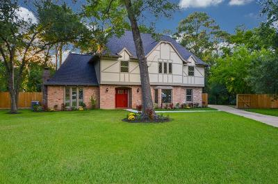 Houston Single Family Home For Sale: 12554 Westerley Lane