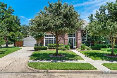 Houston Single Family Home For Sale: 7430 Broken Ridge Drive