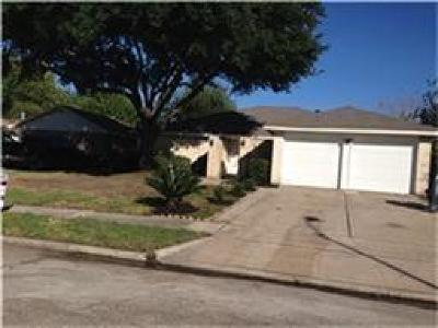 Channelview Single Family Home For Sale: 1430 Macclesby Lane
