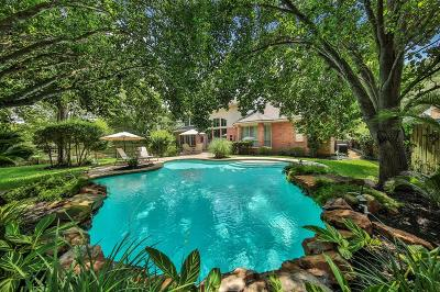 The Woodlands Single Family Home For Sale: 2 Ivory Moon Place