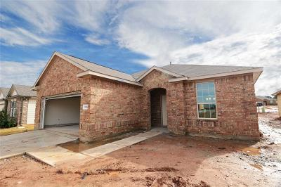 Magnolia Single Family Home For Sale: 12427 Southern Trail Court