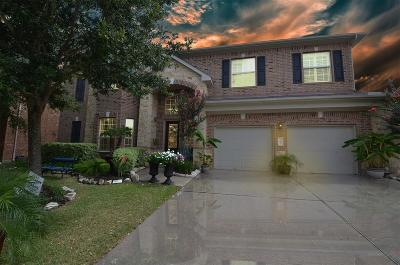 Katy Single Family Home For Sale: 24914 Florina Ranch Drive