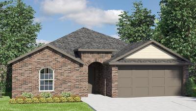 Single Family Home For Sale: 17707 Holt Fleet Drive