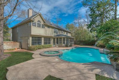 The Woodlands Single Family Home For Sale: 11 Meadowridge Place