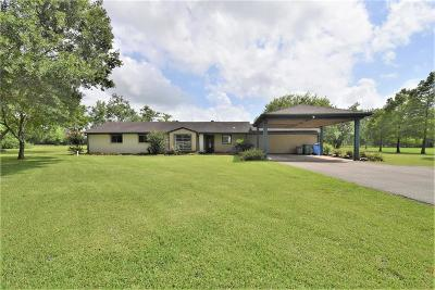 Manvel Single Family Home For Sale: 7023 Louisiana Street