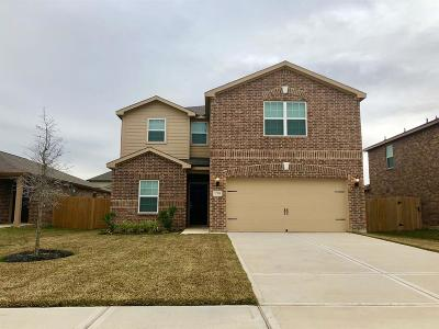 Texas City Single Family Home For Sale: 12314 Wavecrest Road