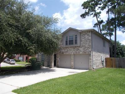 Kingwood TX Single Family Home For Sale: $210,000