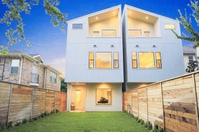 Houston Single Family Home For Sale: 1807 W Main Street