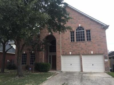 Houston Single Family Home For Sale: 4606 Twisting Road