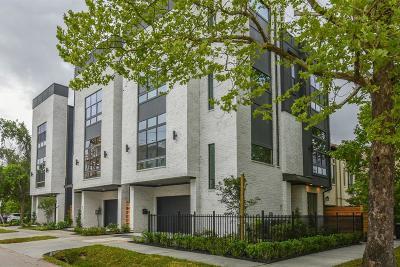 Houston Single Family Home For Sale: 5821 Blossom Street