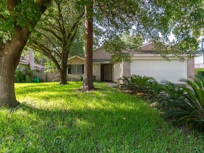 Single Family Home Pending: 4810 Tealgate Drive