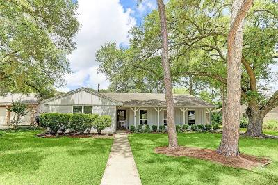 Houston Single Family Home For Sale: 11914 Atwell Drive