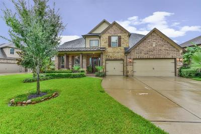 Humble Single Family Home For Sale: 12703 Waveland Bend Lane
