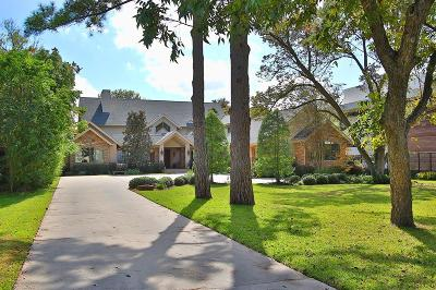 Harris County Single Family Home For Sale: 4907 Maple Street