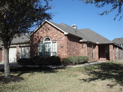 Rosenberg Single Family Home For Sale: 5403 Belvedere Drive