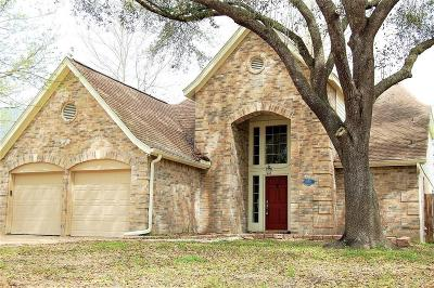 Single Family Home For Sale: 5350 Pine Cliff Drive