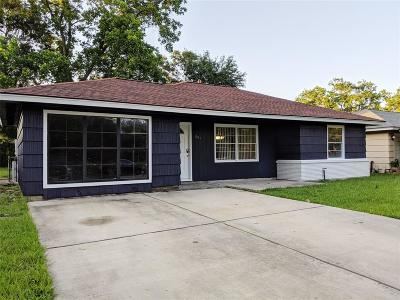 Pasadena Single Family Home For Sale: 805 Armor Avenue