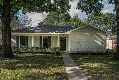 Houston Single Family Home For Sale: 12346 Westella Drive