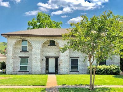 Houston Single Family Home For Sale: 10502 Sagewick Drive