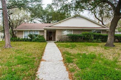 Houston Single Family Home For Sale: 5030 Jason Street