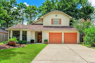 Kingwood Single Family Home For Sale: 2819 Creek Manor Drive