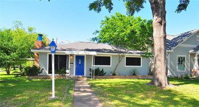 Houston Single Family Home For Sale: 2623 Roy Circle
