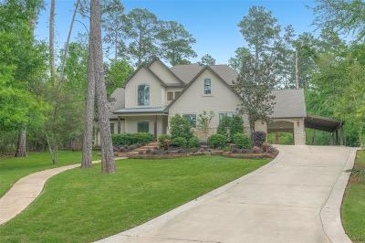 Conroe Single Family Home For Sale: 1856 Stoney Brook Court
