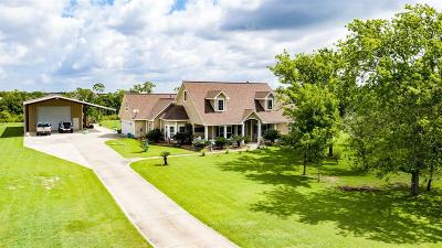 Baytown Single Family Home For Sale: 4811 Katies Creek Avenue