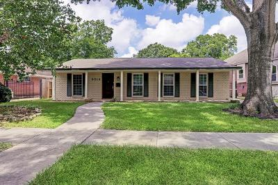 Houston Single Family Home For Sale: 9014 Kapri Lane