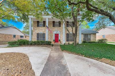Houston Single Family Home For Sale: 12430 Briar Forest Drive