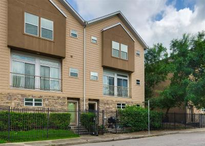 Galveston County, Harris County Condo/Townhouse For Sale: 3507 Mosley Court #B