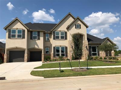 Houston Single Family Home For Sale: 13815 Bellwick Valley Lane