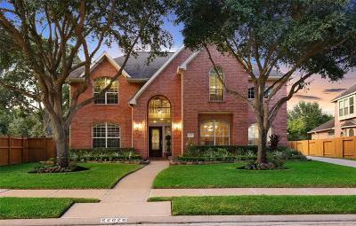 Katy Single Family Home For Sale: 22026 Rustic Shores Lane