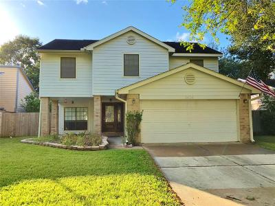 Sugar land Single Family Home For Sale: 2030 Creek Valley Lane