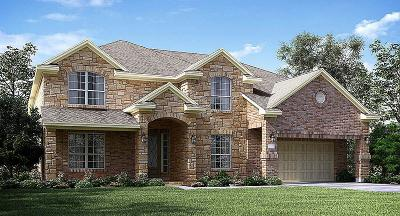 New Caney Single Family Home For Sale: 18804 Collins View Drive