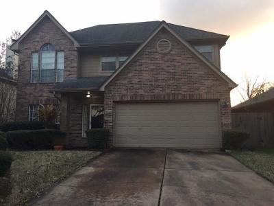 Sugar Land Single Family Home For Sale: 16334 Ginger Run Way