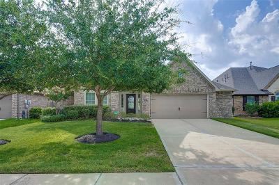 Rosenberg Single Family Home For Sale: 1805 Callaway Cove Court