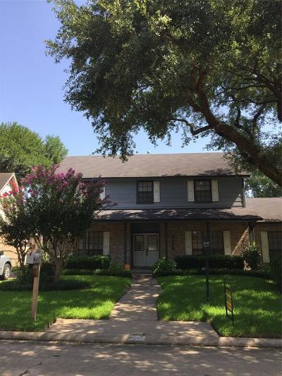 Fort Bend County Single Family Home For Sale: 2338 Broadgreen Drive