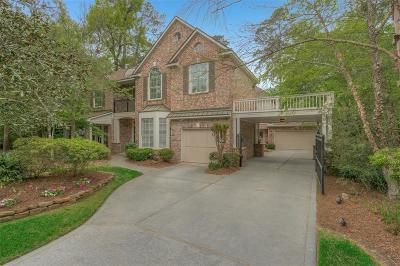 The Woodlands Single Family Home For Sale: 74 W Mirror Ridge Circle