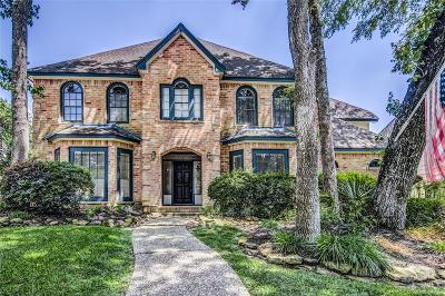 Houston Single Family Home For Sale: 5830 Laurel Caverns Drive