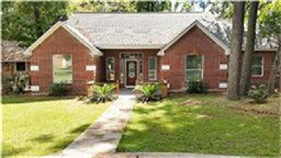 Montgomery Single Family Home For Sale: 125 Springs Edge Drive