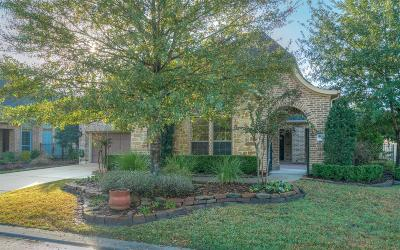 The Woodlands Single Family Home For Sale: 62 S Mews Wood Court