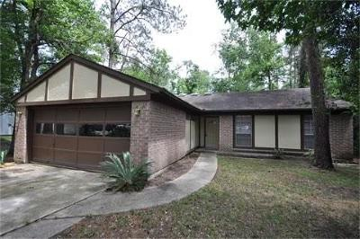 The Woodlands Single Family Home For Sale: 34 N Circlewood Glen