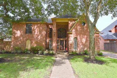 Katy Single Family Home For Sale: 1714 Chateau Bend Court