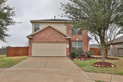 Cypress Single Family Home For Sale: 14711 Salamanca Court