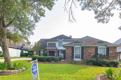 Sugar Land Single Family Home For Sale: 606 Longview Drive